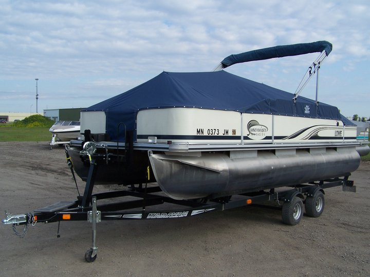 CUSTOM FIT BOAT COVERS & Boat Covers | Pontoon Covers | Bimini Tops | RVs | Personal ...